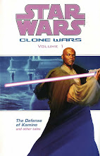 Star Wars Clone Wars Comic