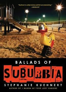 Ballads of Suburbia by Stepanie Kuehnert