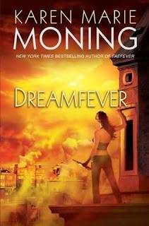 Dreamfever by Karen Marie Moning cover