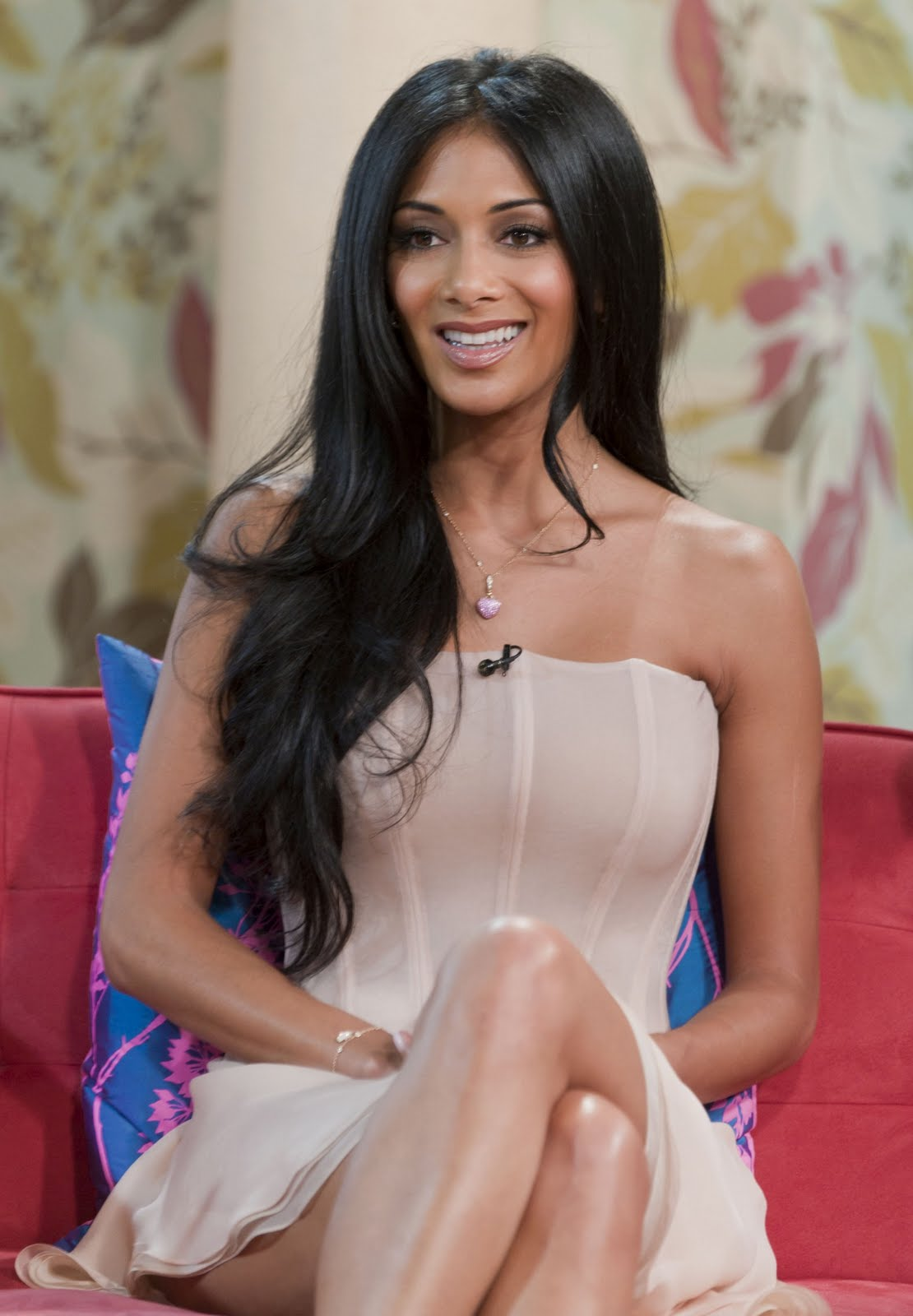 Nicole Scherzinger Morning TV