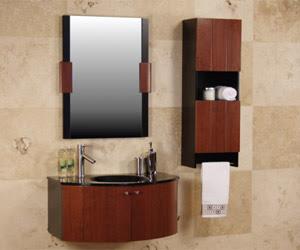Ba os estilos gabinetes modernos para tu ba o for Gabinetes para banos modernos