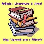 Selo Literatura é arte