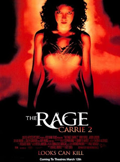 carrie two movie poster 