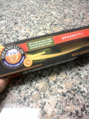 Dreamfields Spaghetti Pasta