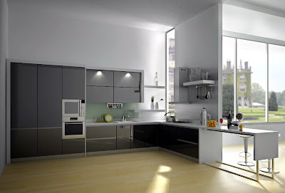 Modern Kitchen Design, simple design
