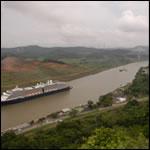 Panama Canal, Panama City, Chagres River