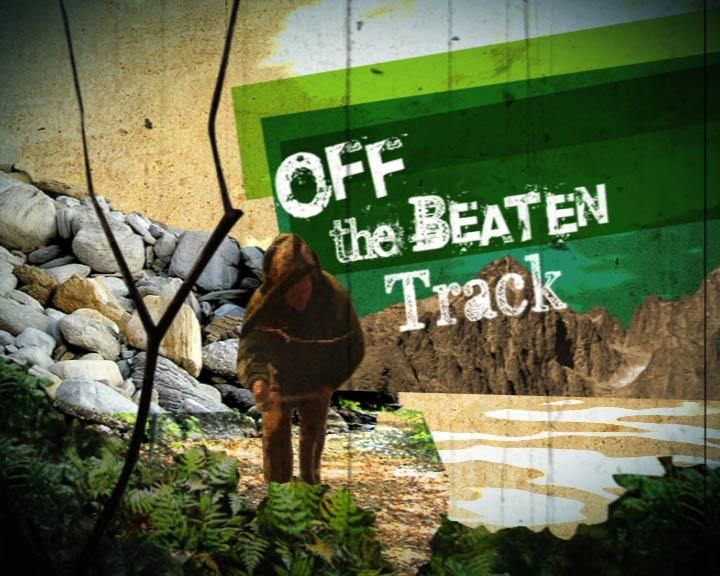 [beaten+track]