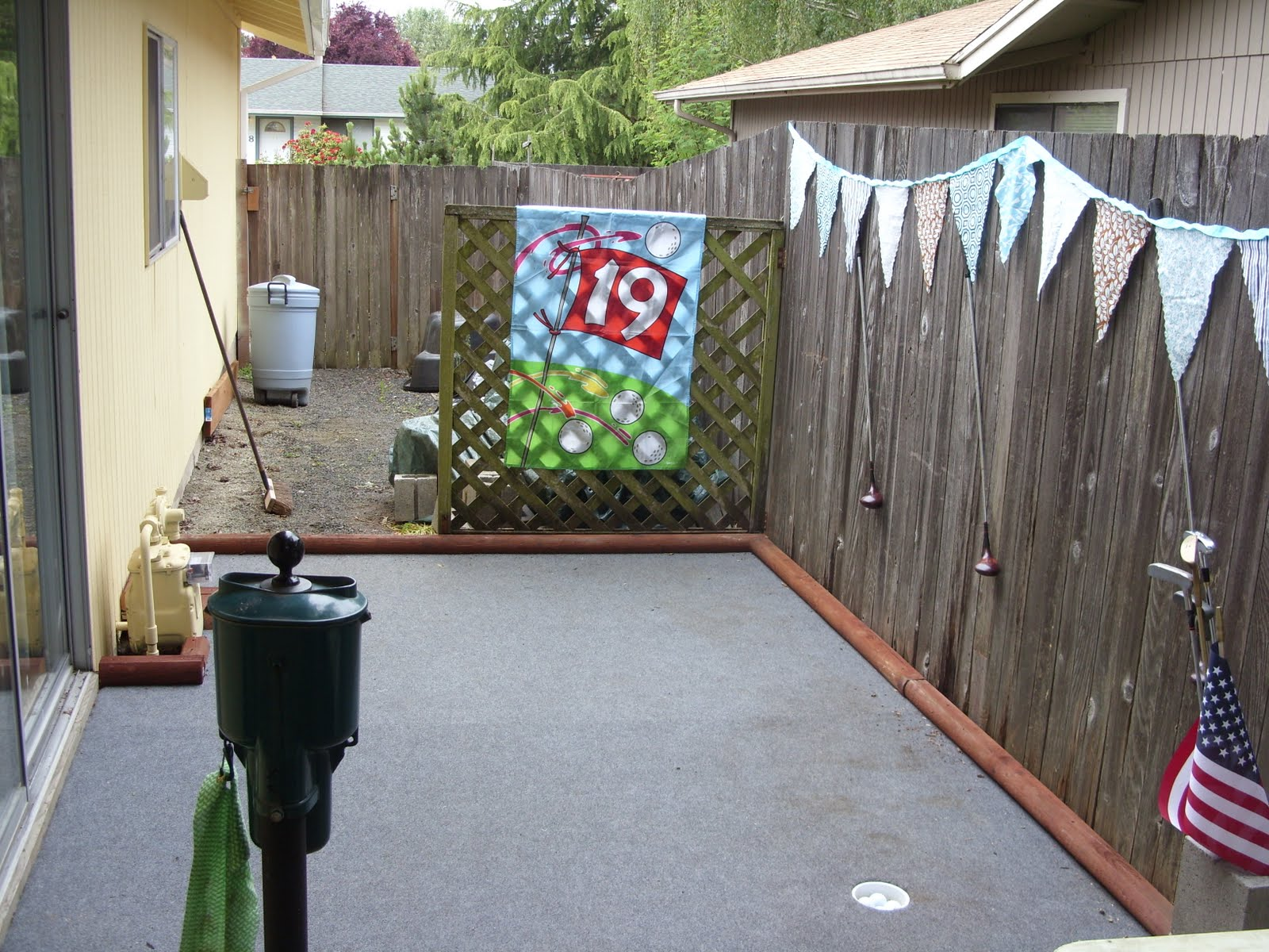 Adventures with Adelaide Summer Backyard Makeover