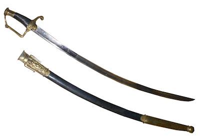 saber sabre sword