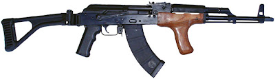 AK-47 Assault rifle Inter Ordnance