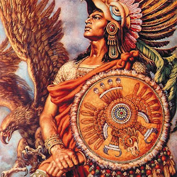 Aztec Eagle Warrior Wallpaper Downl