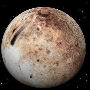 what color is pluto the planet - photo #2
