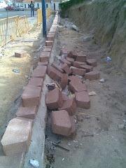 o muro da vergonha