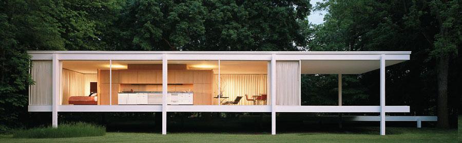 Arquitectura de inter s r plica a la casa farnsworth - Casa farnsworth ...