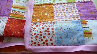 far far away patchwork quilt Heather Ross