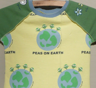 recycled upcycled t-shirt dress Earth Day
