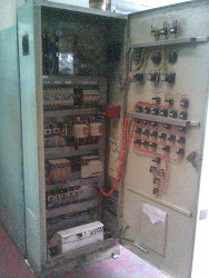 control panel electric for big size
