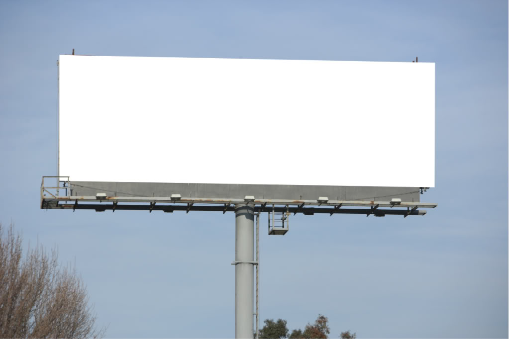 Blank Billboard Sign Images & Pictures - Becuo Billboard