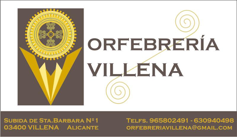 Orfebrería Villena