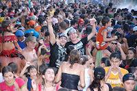 OFF X 2- Pré carnaval no interior só da XUXA