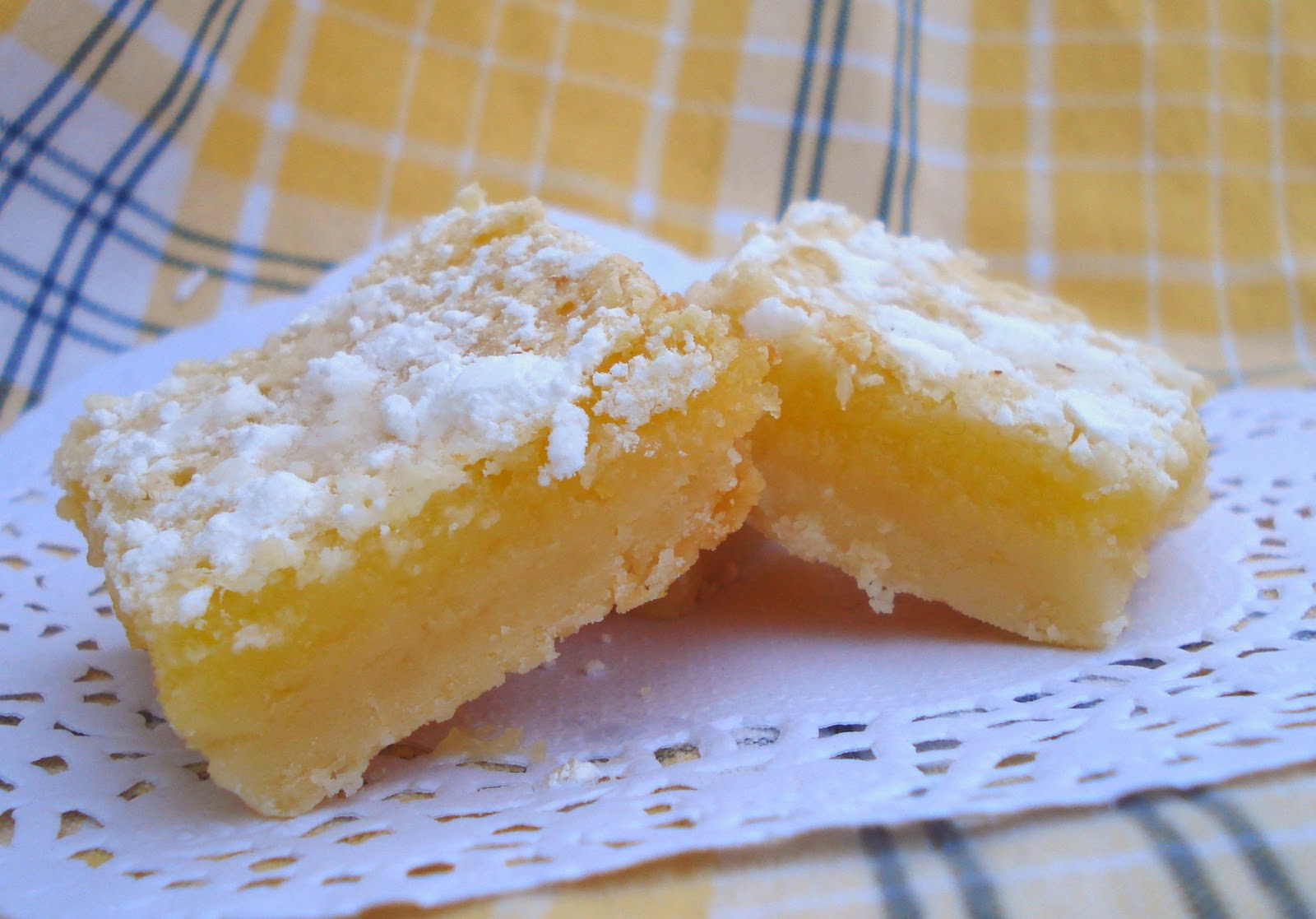 ... 344: Where We Learned to Live, Love, and Cook: The Best Lemon Bars