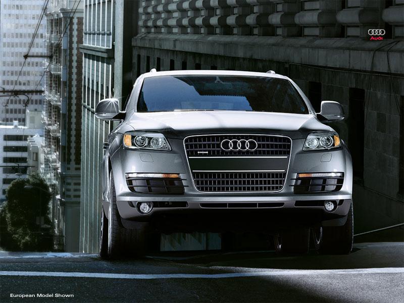 audi logo wallpaper. Audi Q7 Wallpapers