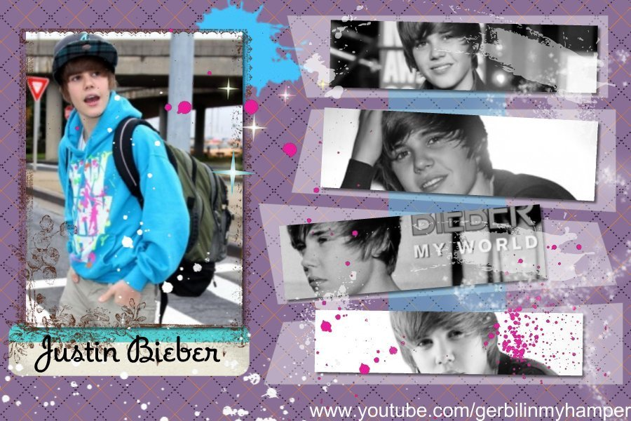 Justin Bieber Background Wallpaper. By admin | Published December 16, 2010