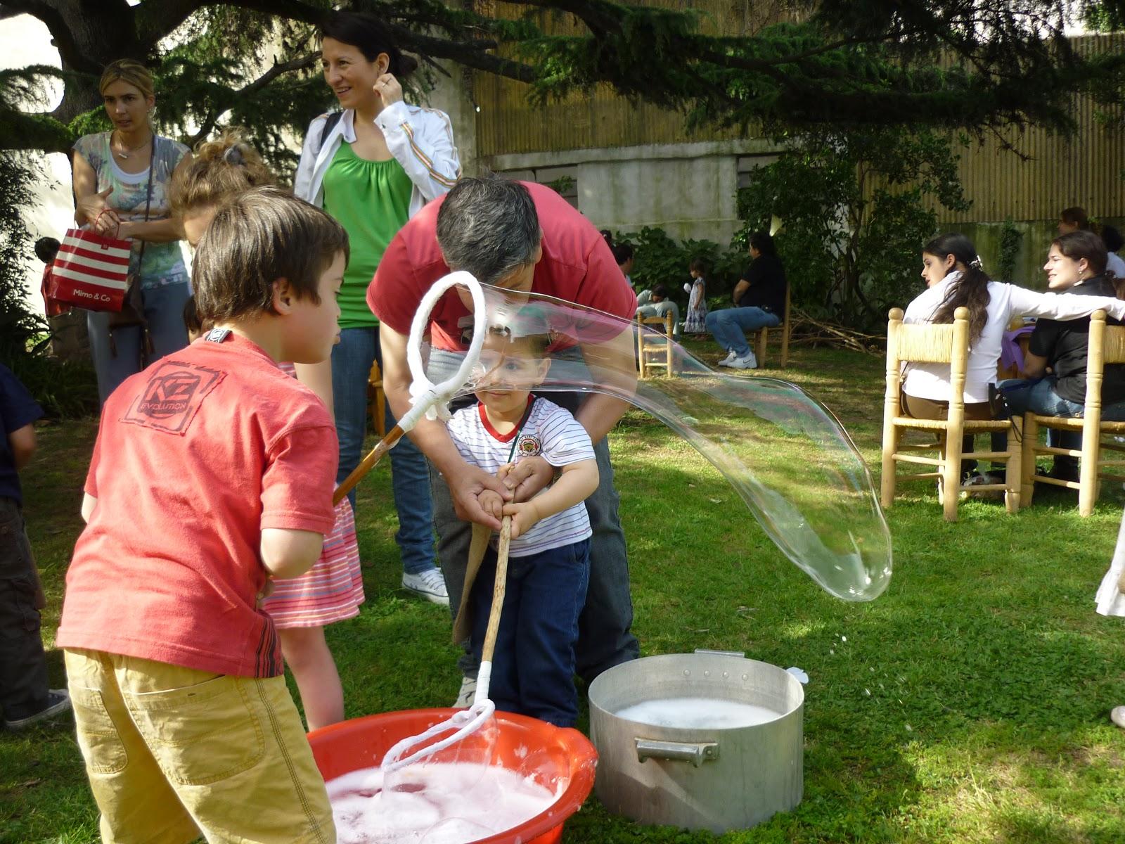 Jardin de gimawari pedagog a waldorf gran kermesse en for El jardin gris juego