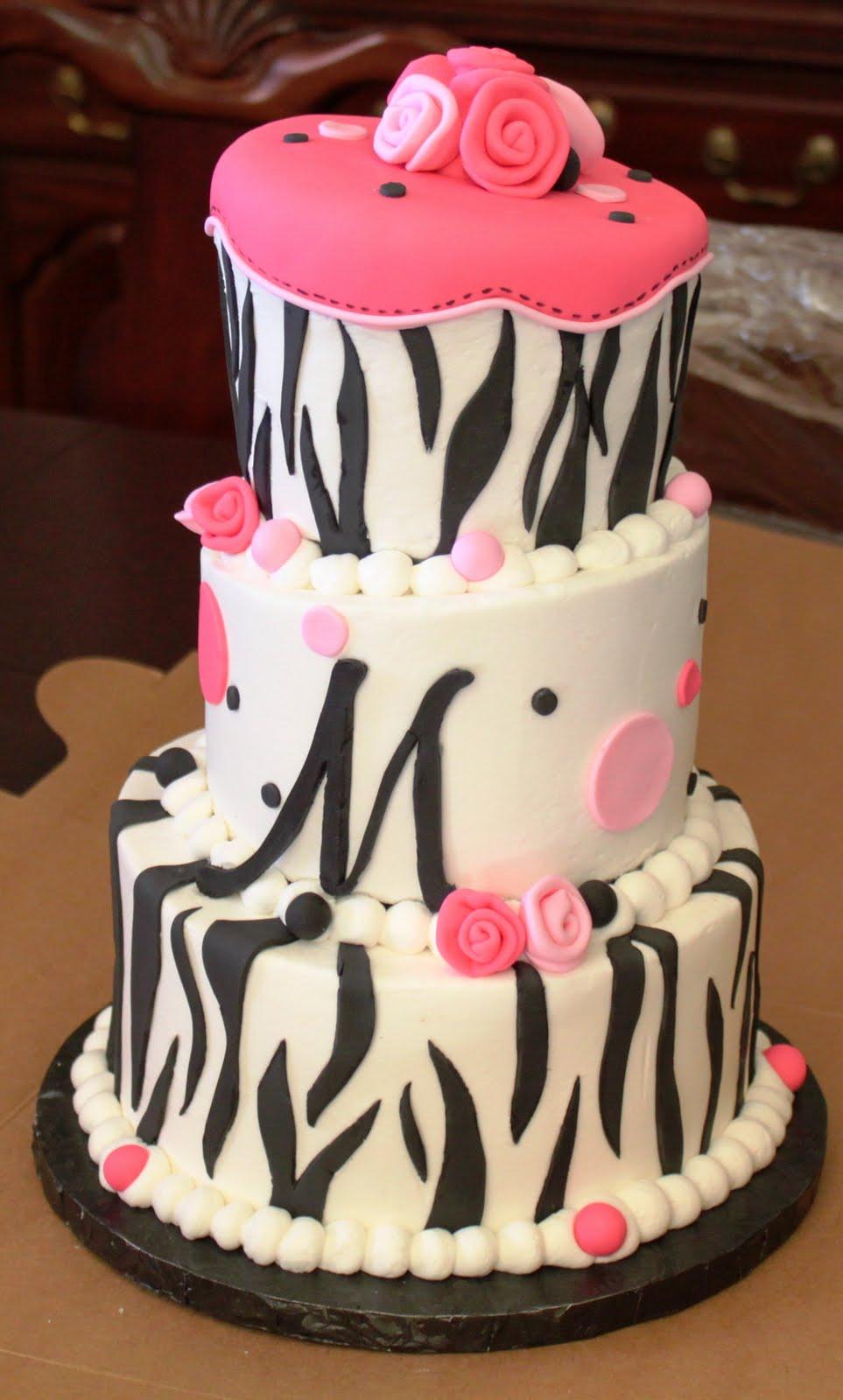 Its A Toni Cake March 2010
