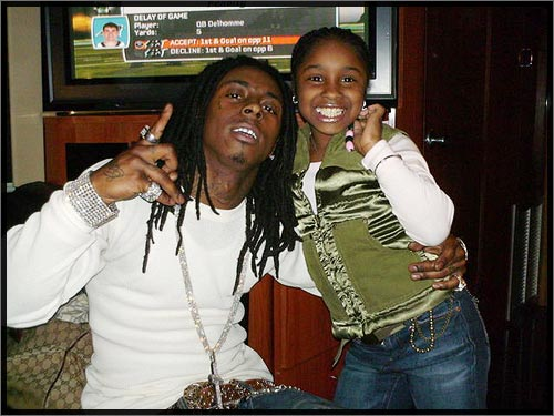 "Antonia ""Toya"" Carter-Lil Wayne's ex-wife"