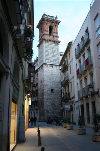 Calle de Serranos