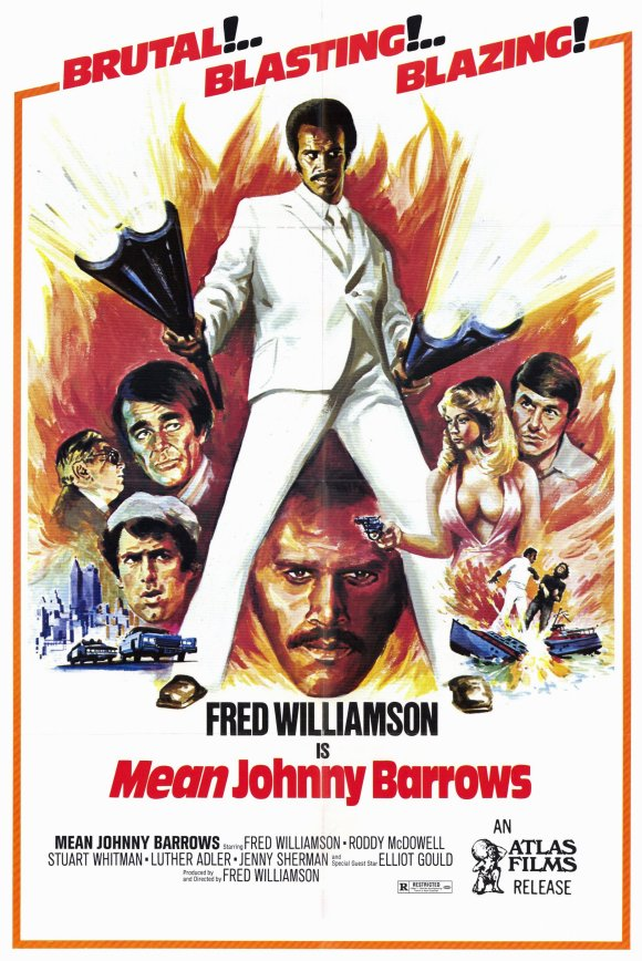 I'm talking about Elliott Gould's cameo in the Fred Williamson ...