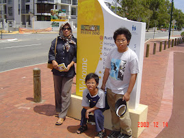 Perth Australia 2003