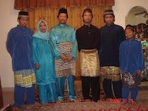 Keluarga Burhanuddin & Norridah (B.N.)