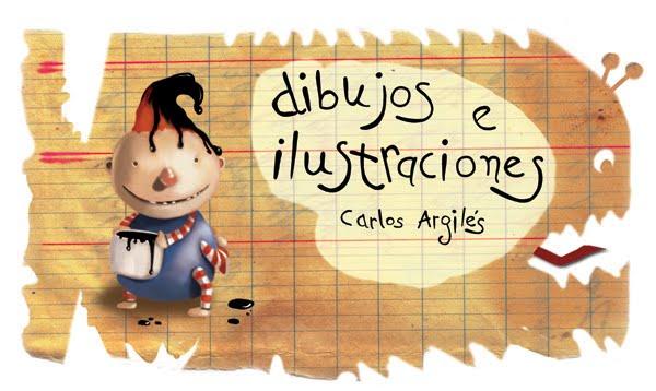 Carlos Argilés ilustraciones