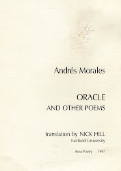 """ORACLE AND OTHER POEMS / ORÁCULO Y OTROS POEMAS"""