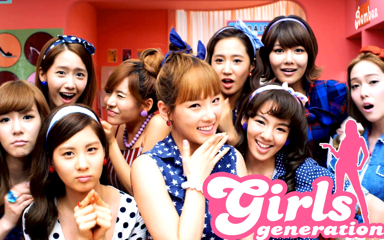 Girls Generation Wallpaper KPOP AND KDRAMA LOVERS
