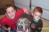 Rayden, Dixie, & Nate