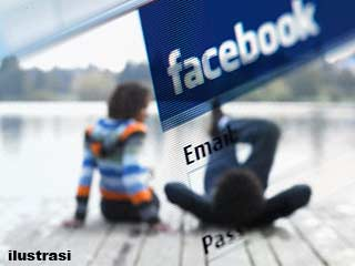 Facebook Jalan Pintas Percintaan