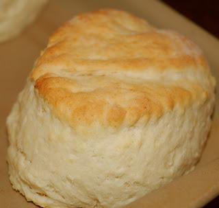 Recipe: Sour Cream Drop Biscuits