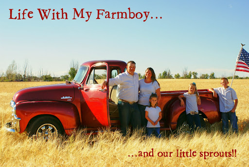 Life With My Farmboy~