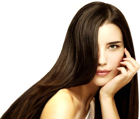 dark brown long hair extensions