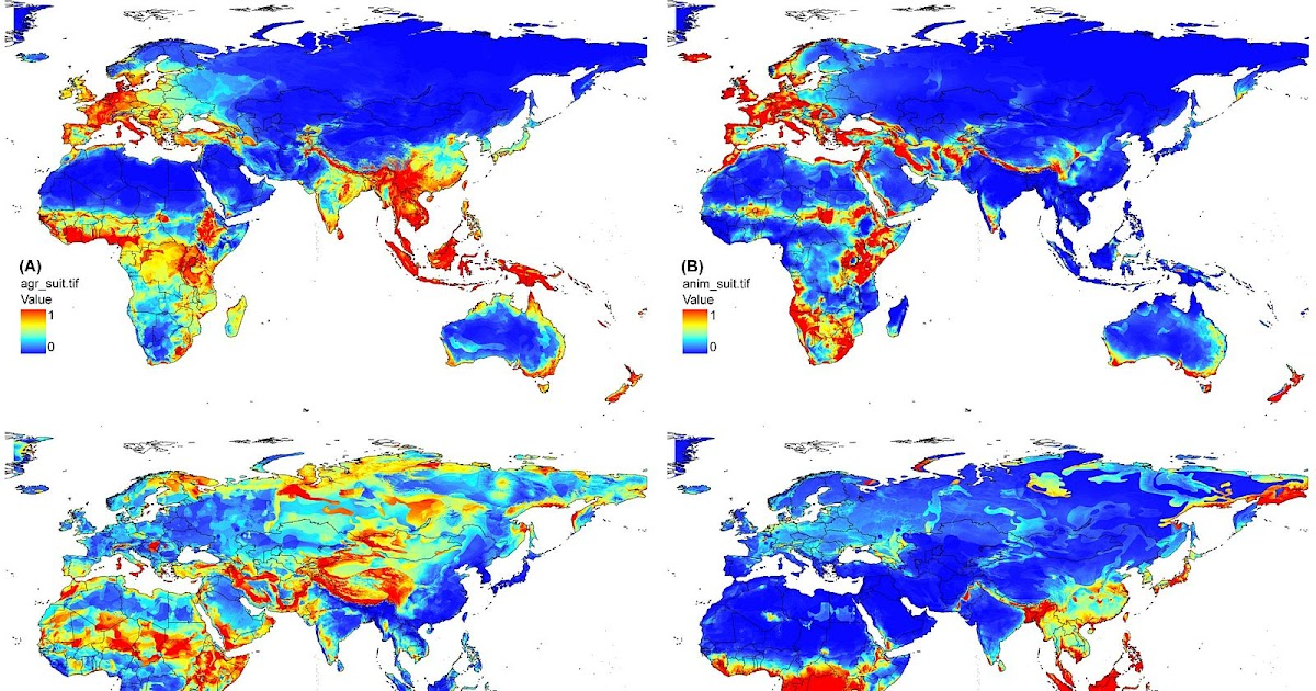 Dienekes anthropology blog soil and climate as economic for Soil 4 climate