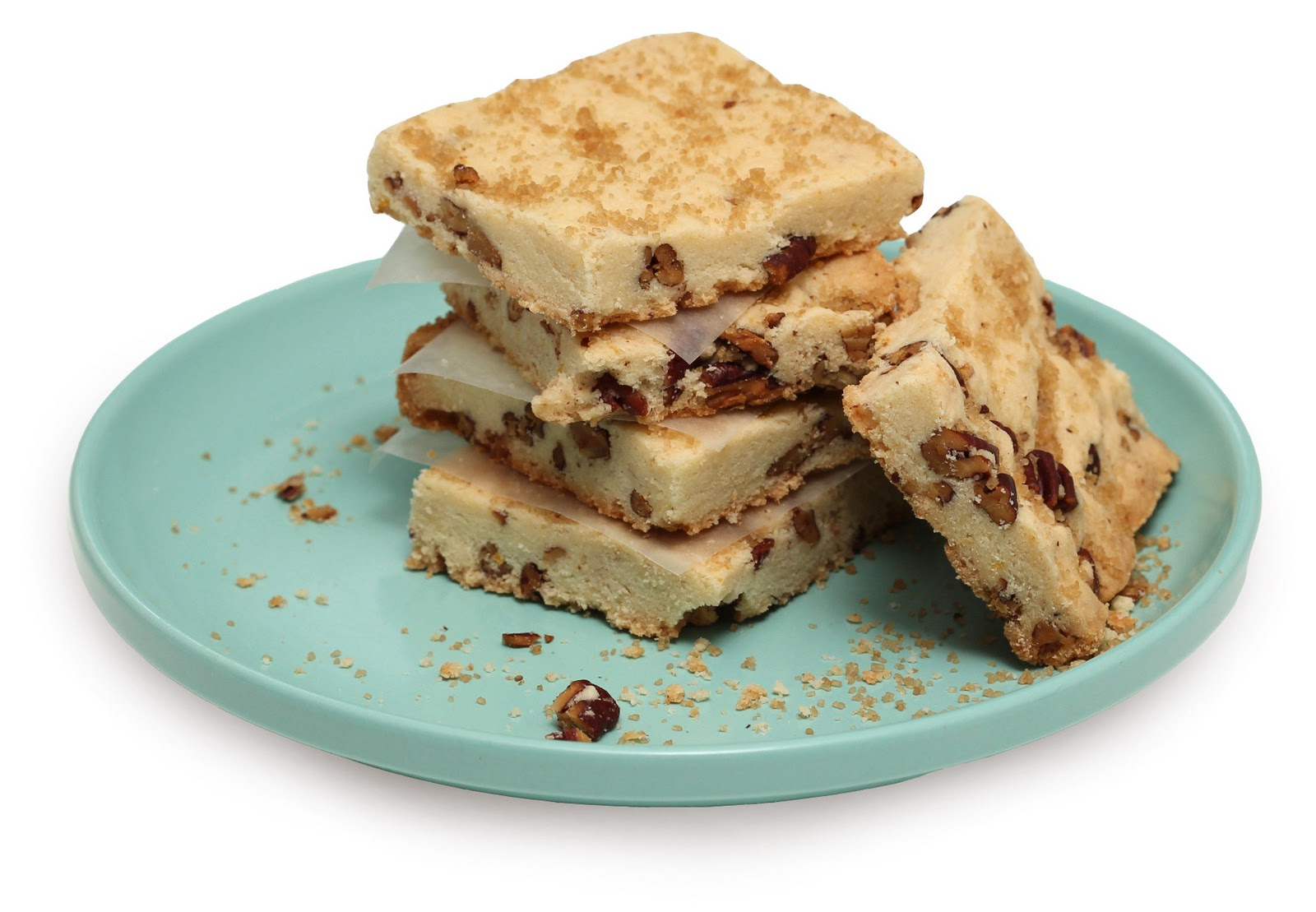 Pecan Shortbread Recipe — Dishmaps