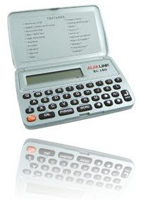 Alfalink  dictionary EI-160
