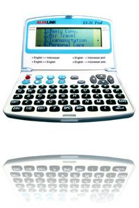 Alfalink EI-21 Professional dictionary