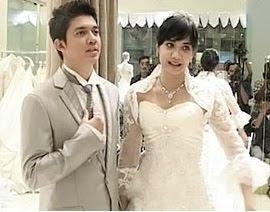 Kebaya Pernikahan  Zaskia dan Irwansyah, kebaya pernikahan