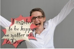 Resolve to be happy no matter what today.