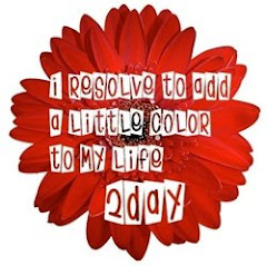 Resolve to add some color to your life.