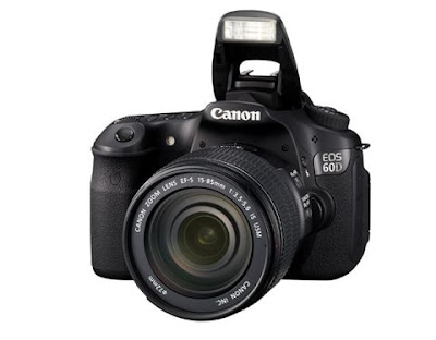 Canon EOS 60D Digital Camera